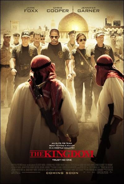 -§ Film §- The Kingdom PosterTheKingdom2